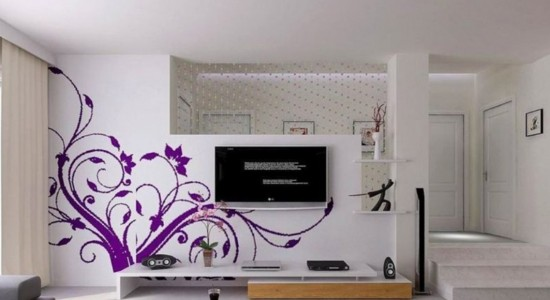 bien vendre la maison gr ce au d cor de stickers stickers muralstickers mural. Black Bedroom Furniture Sets. Home Design Ideas