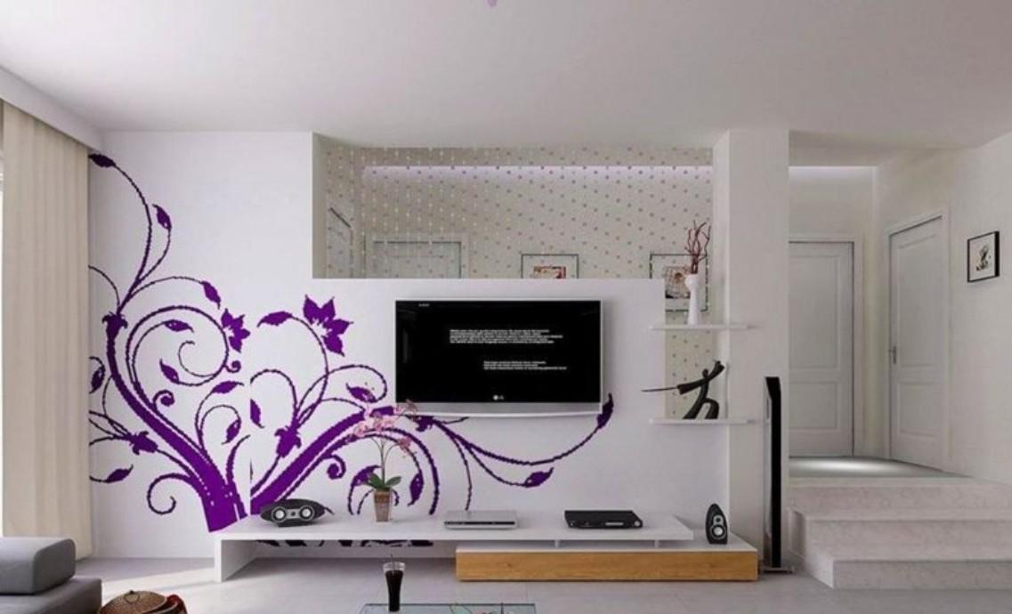 Bien vendre la maison gr ce au d cor de stickers stickers muralstickers mural - Decorer un appartement en location ...