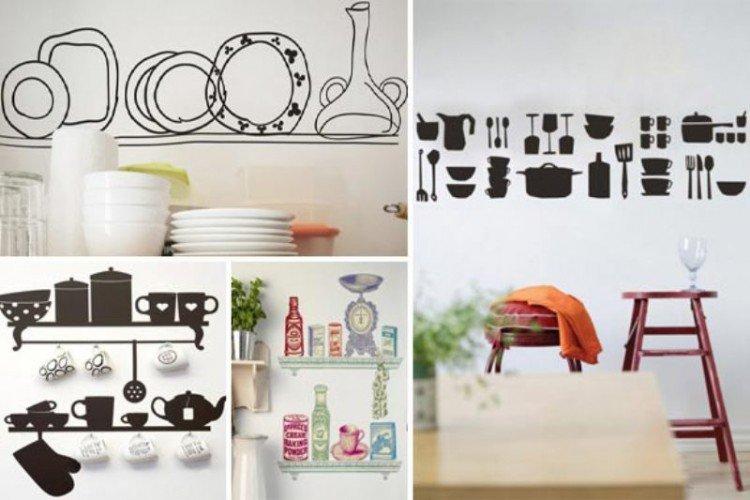 Tout savoir sur la d coration avec des stickersstickers mural - Decorer un appartement en location ...